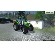 Deutz Fahr Agrotron TTV 6190 V 20  LS2013com