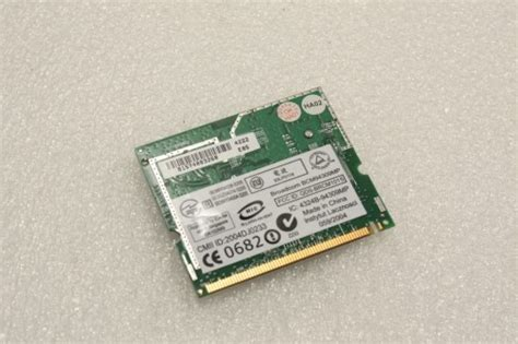 Wificard Dell Inspiron 1440 dell inspiron 8200 wifi wireless card j4781