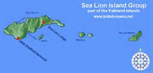 sea island