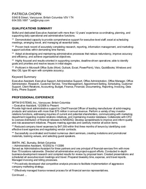Administrative Assistant Resume Keywords Keywords For Warehouse Resume Executive Summary For Resumes Bestsellerbookdb Unforgettable