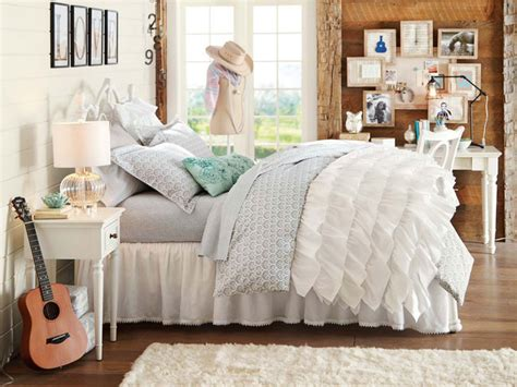 young girls beds pbteen room designer pottery barn teen girls bedroom