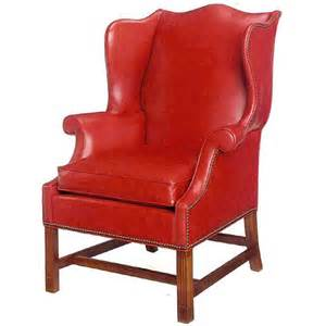chippendale wing chair from southwood
