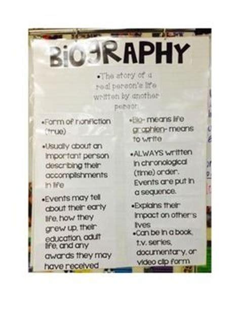 teaching biography genre biography genre scavenger hunt introductory lesson