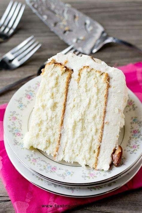 best white birthday cake recipe almond cake the white cake recipe