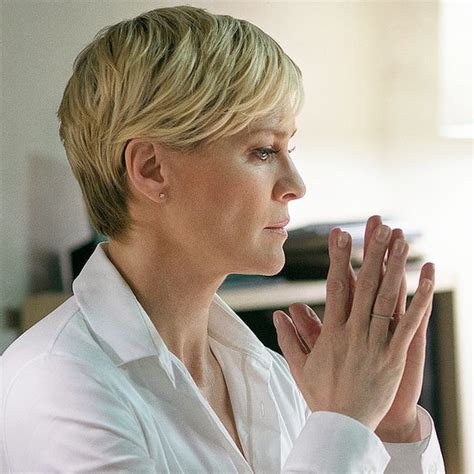 do it yourself robin wright haircut claire underwood makeup house of cards google search