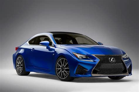 lexus sports car blue 2015 lexus rc preview j d power cars