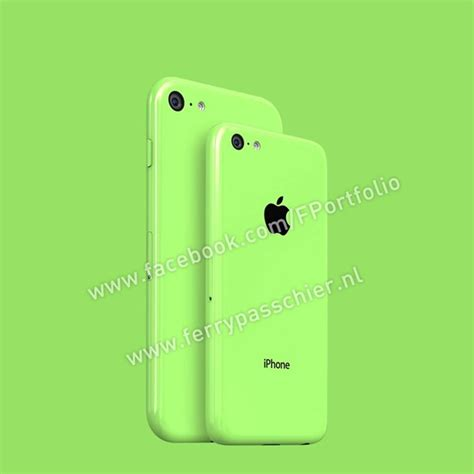 like iphone 6c concept based on recent iphone 6 leaks