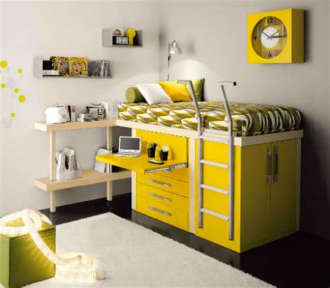 modular furniture with many different functions c1 colorful cozy striking series of lofted kids bedroom