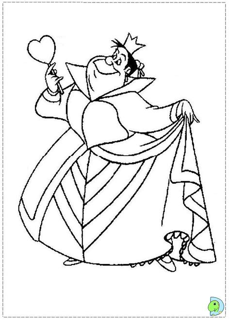 free coloring pages of alice in wonderland tea