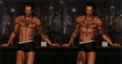 full body tattoo the sims 3 hoppel785 s kreationen sims 3 full body tattoos for men