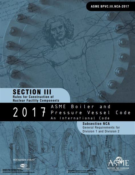 bpvc section ii asme bpvc iii nca general requirements for division 1 and