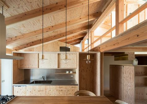 plywood interior design 1000 images about japanese houses on pinterest design