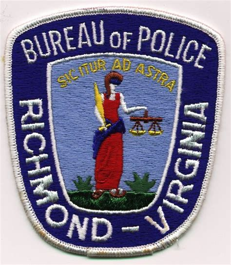Richmond Va Arrest Records Image Richmond Va Department