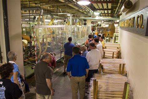 tour factory factory tour louisville slugger museum factory