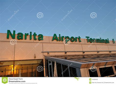 Narita M Xl narita airport terminal 1 editorial photography image 18408452