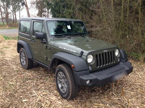 green jeep 2015 jeep wrangler rubicon 2015 in tank green pgk