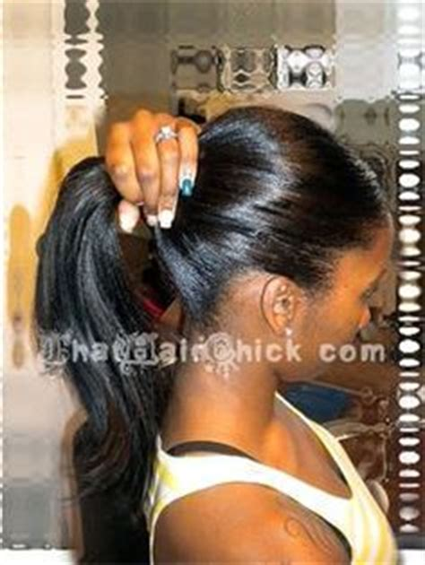 what hair good for sew in ponytail my style i hair weaves wigs lacefronts etc on