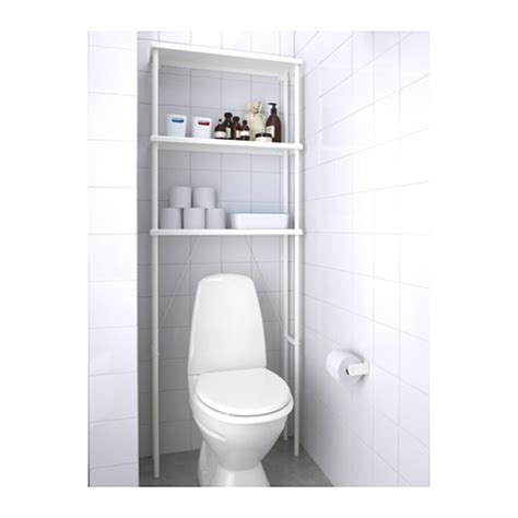 Ikea Uk Bathroom Storage Dynan Open Storage White 70x20x189 Cm Ikea