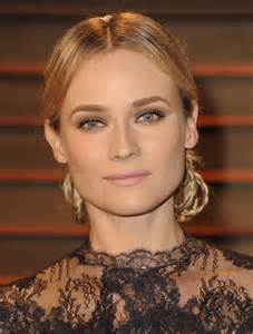 Vanity Light Modern Hair Envy For Diane Kruger S Moroccanoil Braids Makeup
