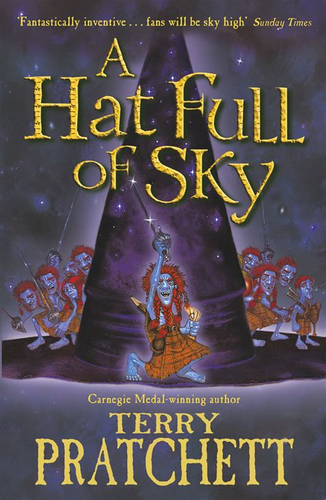discworld novel 26 books a hat of sky a story of discworld by pratchett