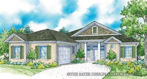 Home Plan Kincaid Sater Design Collection Kinkade House Plans