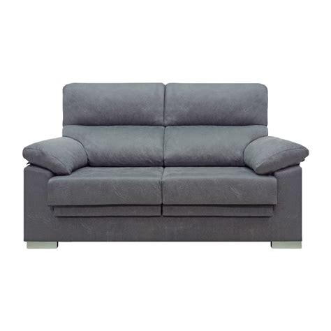 sofas extraibles sof 225 2 plazas reclinable y extraible muebles boom