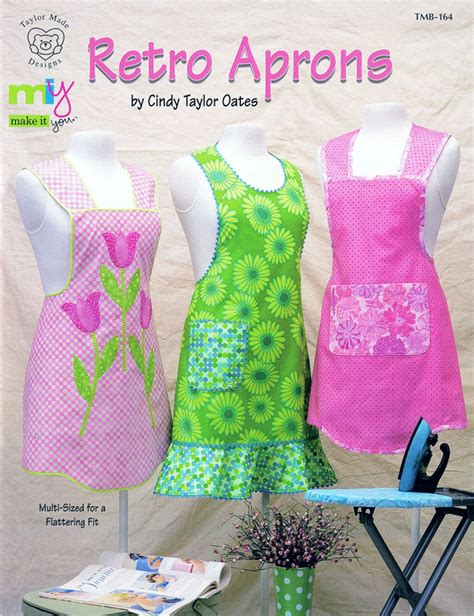 retro apron pattern book retro aprons pattern book by cindy taylor oates