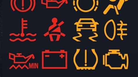 Kontrollleuchten Auto Diesel by Warnleuchten Und Kontrolllichter Im Auto Was Sie Bedeuten