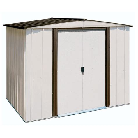 Rona Canada Sheds by Build A Shed With No Money Vinyl Storage Sheds 8x10