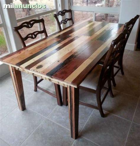 segunda mano en barcelona muebles mil anuncios madera reciclada muebles madera