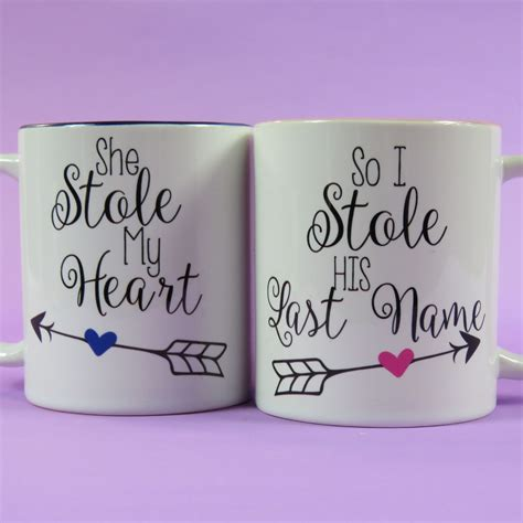 wedding gift mugs personalised wedding mugs couples coffee mugs set of mugs