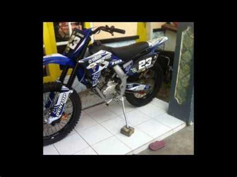 As Shock Depan Yamaha Jupiter Mx motor yamaha jupiter mx tahun 2008 modif special trail shock belakang satria 2tak