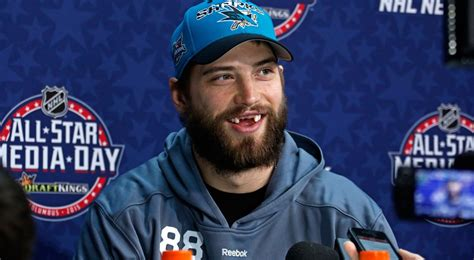 why brent burns is owning nhl all star weekend sportsnet ca