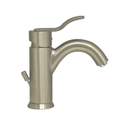 single hole bathroom faucet brushed nickel vigo single hole 2 handle wall mount vessel bathroom