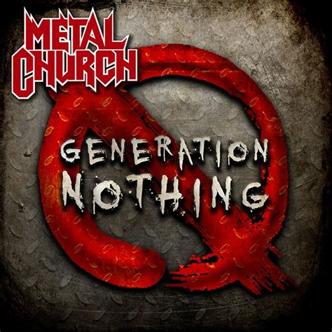 Kaos Keren Metal Church Generation No Thing metal church quot generation nothing quot