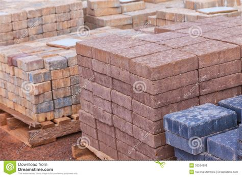 Patio Pavers For Sale Used Concrete Pavers Royalty Free Stock Images Image 33264909