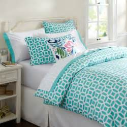 Color Block Comforter Stylish Bedding For Teen Girls