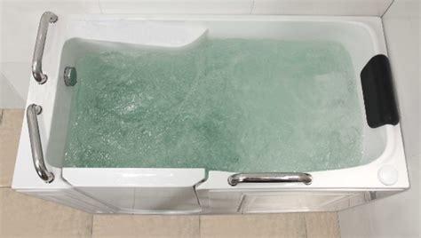 vasche da bagno con porta laterale vasca da bagno con apertura laterale