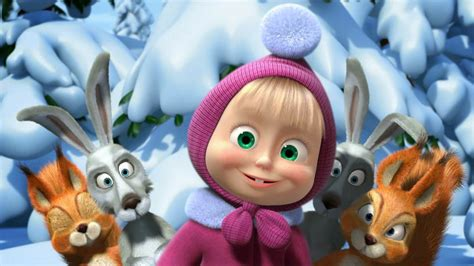 film anak masha and the bear terbaru wallpaper masha and the bear terbaru