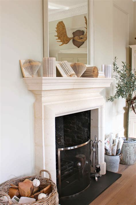 Fireplace Book by Diy Installation The Great Wall Of China