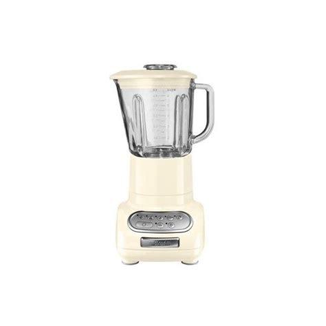 Mixer Merk Artisan kitchenaid blender amandelwit culinaire beker glazen