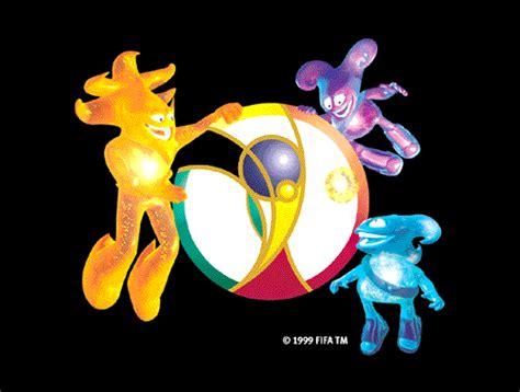 Mascot - Monthly News - Archives - Kids Web Japan - Web Japan Fifa 2002 Mascot