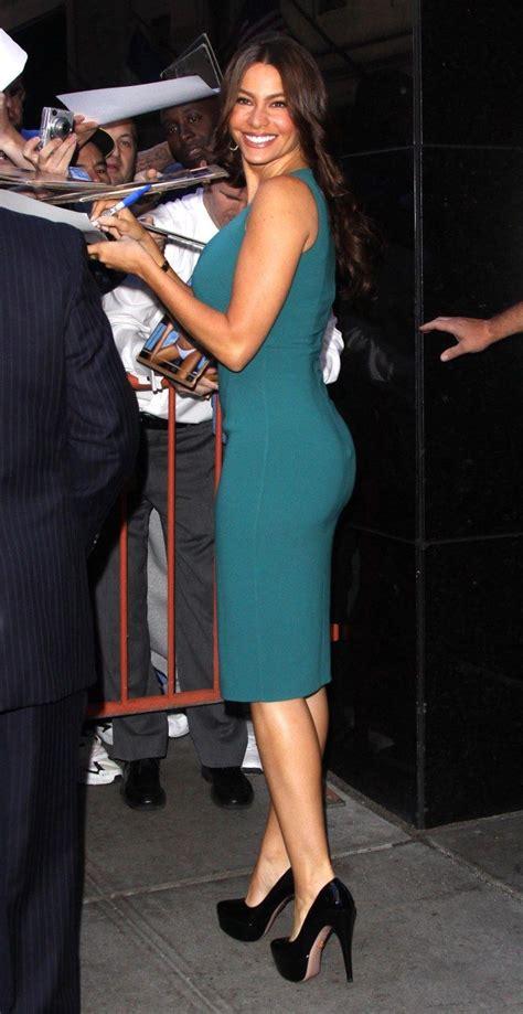 guzel popo women sofia vergara butt famous buttocks pinterest sofia