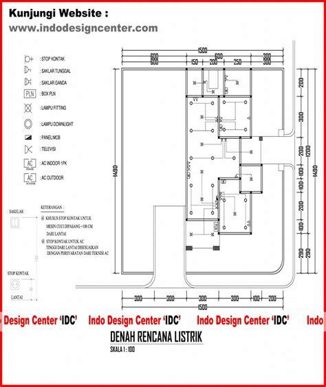 pengertian layout mesin gambar kerja denah listrik