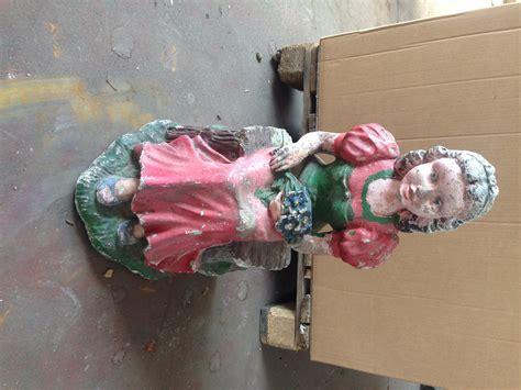 statuette da giardino statuetta da giardino di neve neoretr 242