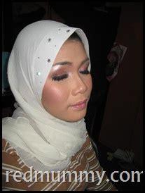 Make Up Pengantin Martha Tilaar make up untuk pengantin redglow pencinta merah lover