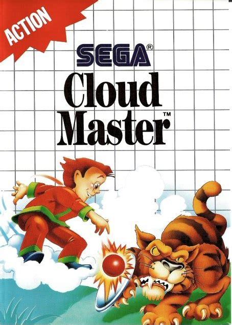 emuparadise vectrex cloud master sega master system game used