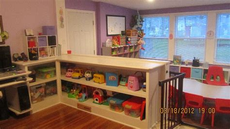 Home Daycare In A Small Space Daycare Setup