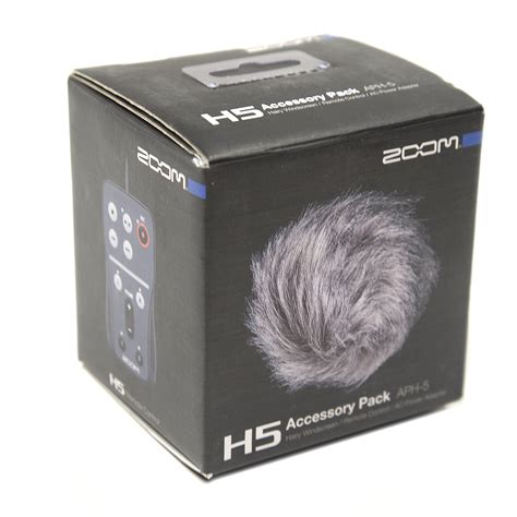 Zoom Aph 5 H5 Accessory Pack zoom aph 5 accessory pack for h5 handy recorder chicago exchange