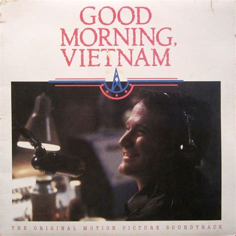 imagenes good morning vietnam what s everyone listening to tonight cds and lps
